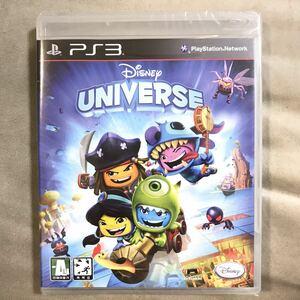 ディズニーユニバース プレステ3 ソフト 子供 キッズ 韓国語 ps3 知育ゲーム KOREA PlayStation3 プレイステーション3