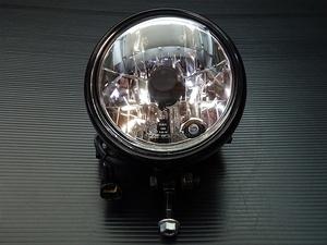 点灯OK ♪ ハーレー ☆ XG750 ストリート 純正 ヘッドライト ♪ D6674B