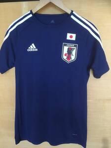 侍ジャパン サッカー日本代表 ユニフォーム 7番 アディダス 未使用品 タグ付き