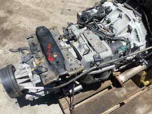 r257-200 ★ いすゞ エルフ ミッション 4JJ1 走行距離 9万キロ H25年 TKG-NKR85A