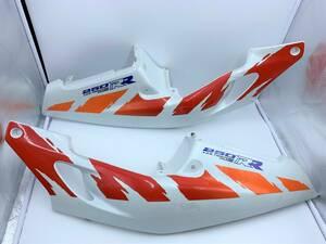 【CBR250RR MC22】左右サイドカウル シートカウル リアカウル / side rear seat cowl I2005-004