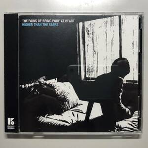 The Pains of Being Pure at Heart - Higher Than The Stars【2枚組CD 日本盤】ペインズ シューゲイザー 国内盤