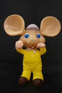 昔 トッポジージョ 大きい 人形 倉庫品 昭和 レトロ ソフビ
