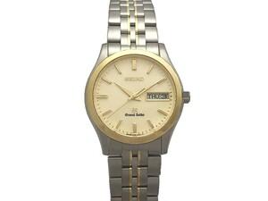 セイコー SEIKO グランドセイコー GS SBGT014 9F83-0AA0 QZ クォーツ K18/SS メンズ 腕時計