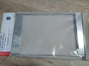 新品 廃盤 スノーピーク ジカロテーブル 1ユニットブリッジ(ST-051)