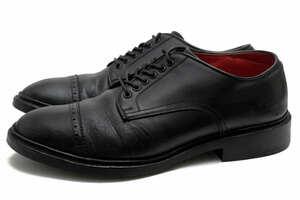 定39900円!REGAL ビジネスシューズ Shoe&Co 牛革 919S ストームウェルト キャップトゥ グッドイヤーウェルト製法 24.5cm 日本製x4728