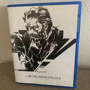 【PS4】 メタルギアソリッドV ファントムペイン [通常版]USED品