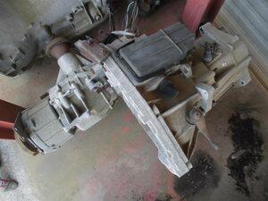 Lancia Delta 16V MT manual transmission transfer attaching