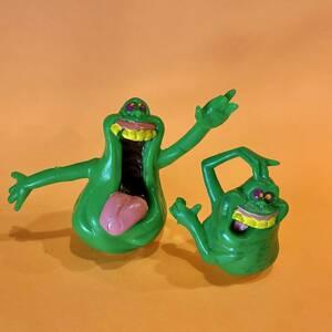 ゴーストバスターズ スライマー PVC セット グリーンゴースト アメキャラ トイ フィギュア ghostbusters slimer green ghost