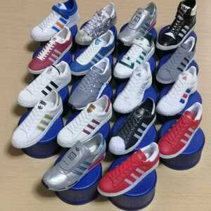 adidas pepsi ボトルキャップ 16種18個 アディダス ペプシ シューズ
