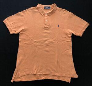 ラルフローレン 鹿の子 ポロシャツ ナイガイ 正規品 ワンポイント  Polo by Ralph Lauren 半袖 S/S 柳2788