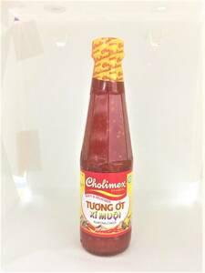 プラム チリソース 250ml 唐辛子 醤油 ボトル 送料無料