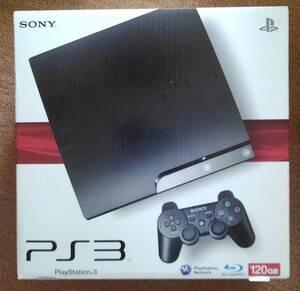値下げ 中古品 SONY ソニー play station プレイステーション3 PS3 プレステ3 黒 ブラック 120G コントローラー PS3本体 テレビゲーム