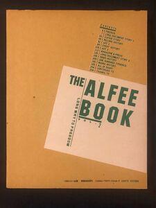 THE ALFEE BOOKLONG WAY TO FREEDOM Vol.2