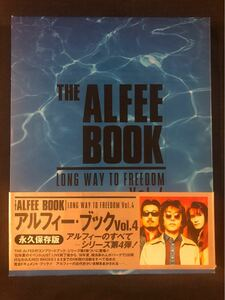 THE ALFEE BOOKLONG WAY TO FREEDOM Vol.4