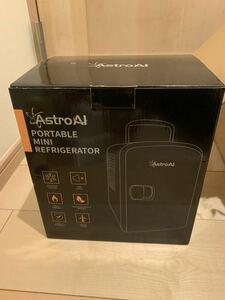 新品 AstroAI 冷温庫 ミニ冷蔵庫 4L 家庭 車載両用 保温 保冷