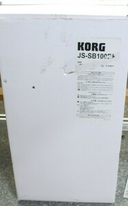 KORG JS-SB100 keyboard bench BK black