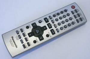 << free shipping >> Panasonic N2QAJB000094 remote control * operation OK *