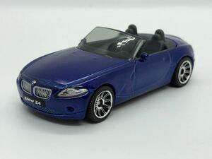 即決有★ マッチボックス MATCHBOX BMW Z4 青 パック バラ★ミニカー ルース