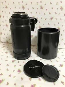 レア 望レンズ ニコン TAMRON AF 200ー400mm f 5・6 LD 光学系OK