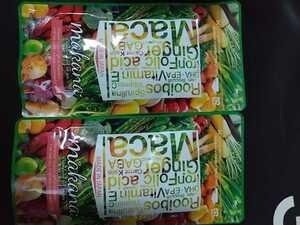 2袋x120粒 マカナ 葉酸 makana マカ 葉酸サプリ 葉酸 カルシウム 妊活サプリメント