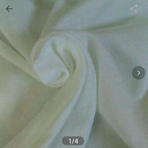 白綿ニット生地50