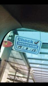 商品番号2551 ステッカー usdm jdm hdm 北米 ハワイ アメ車 ホットロッド 裏貼り インスペクション アロハ