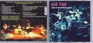 Pink Floyd ピンク・フロイド - Live In Montreux 1970 ボーナス・トラック2曲収録二枚組CD