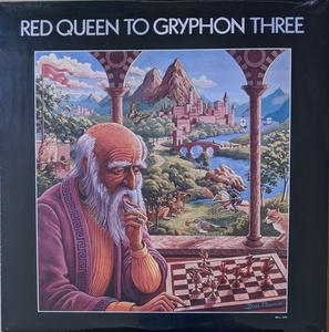 Gryphon - Red Queen To Gryphon Three 限定再発アナログ・レコード