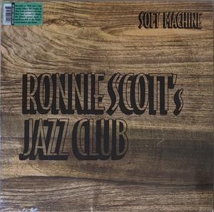 Soft Machine - Soft Machine At Ronnie Scott's Jazz Club 限定二枚組アナログ・レコード