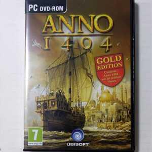 ANNO 1404 PC GOLD EDITION 輸入版 PCゲームソフト Windows