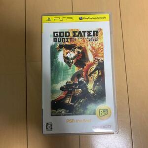 【PSP】 GOD EATER BURST [PSP the Best]