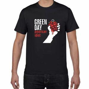 GREEN DAY Tシャツ バンドTシャツ バンT グリーンデイ American Idiot アメリカンイディオット