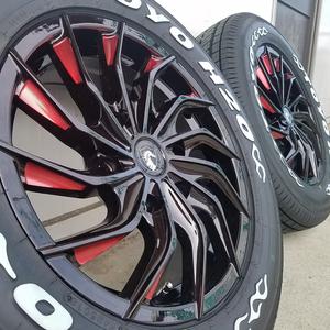 車検対応 200系ハイエース・レジアスエース専用 TOYO トーヨー H20 215/65R16 新品タイヤホイール 16インチ