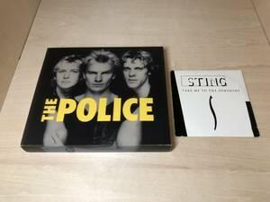 ■送料無料■ THE POLICE (ポリス) グレイテスト・ヒッツ 2枚組 国内盤 ※おまけ Sting 8cm CD Take Me to the Sunshine 付き