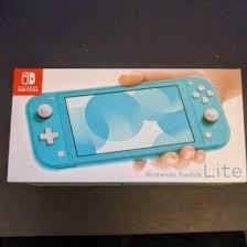 新品未開封 Nintendo Switch Light  任天堂 ニンテンドースイッチライト 本体 ターコイズ