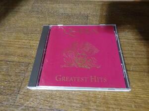 ☆QUEEN 『GREATEST HITS』 CD クイーン グレイテスト ヒッツ 輸入盤 BEST ベスト 国内盤とは曲違い