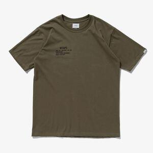 WTAPS SPEC TEE 201PCDT-ST03S Tシャツ ティーシャツ ダブルタップス NEIGHBORHOOD
