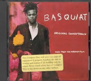 ★Basquiat Original Soundtrack / 映画バスキア・サウンドトラック 輸入盤 盤面綺麗