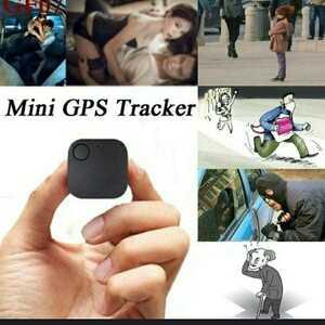新品 未使用 小型 GPS 黒 22