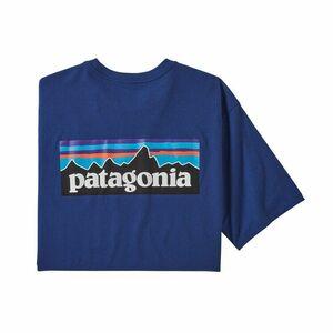 パタゴニア メンズ P-6ロゴ レスポンシビリティー SPRB (L)