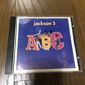 ジャクソン 5 ABC USA盤CD