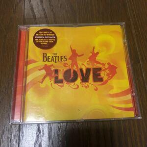 ザ・ビートルズ LOVE EU盤CD