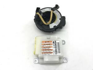 _b28886 スズキ アルトラパン X CBA-HE21S SRS エアバッグ エアバッグ コンピューター スパイラルケーブル 未展開 38910-75H00 HF21S