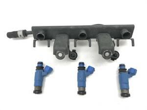 _b28886 スズキ アルトラパン X CBA-HE21S インジェクター 3本セット デリバリーパイプ K6A マツダ スピアーノ HF21S