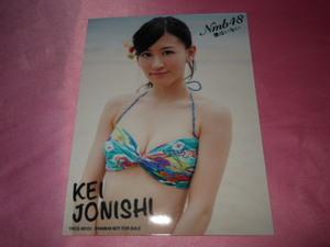 NMB48上西恵,写真,僕はいない 水着