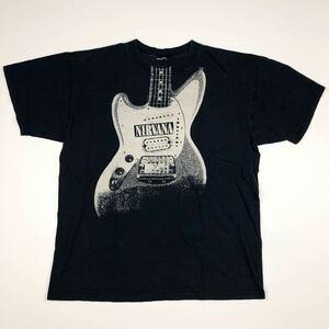 ③ 人気バンドTee NIRVANA ニルヴァーナ カートコバーン Supreme Tシャツ