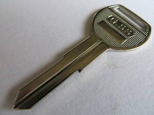 いすゞ ベレット ブランクキー 合鍵 117クーペHM ハンドメイド フローリアントヨタ2000GT Bellett べレット ベレG 1600 GTR 旧車 ISUZU