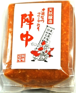 [Luxury miso] Award winning the miso view of the whole country!Shinshu Miso Lady Baisa Miso Miso Chuzhou Miso