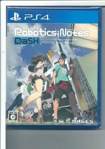 送料無料☆PS4 ロボティクス・ノーツ ダッシュ ROBOTICS;NOTES DaSH 外装不良